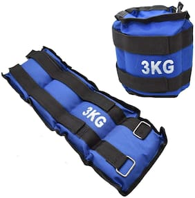 NATIONAL SPORTS ANKLE WEIGHTS (3KG X = 6KG)
