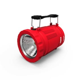 NEBO Poppy 300 lumen LED lantern and spot light, dimmable, multiple colors