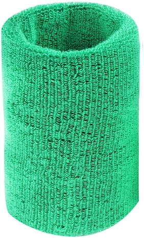 Neska Moda Green Wrist band - 1 pc