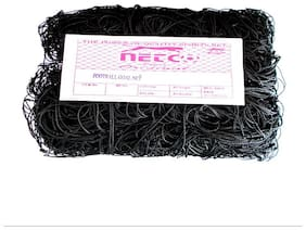 Netco Black Nylon Football Net