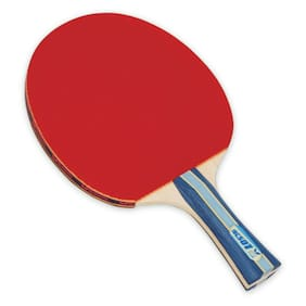 New Butterfly BTY501-FL Ping Pong Paddle Shake Hand Table Tennis Racket