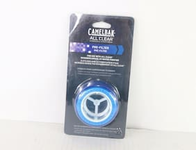 New Camelbak All Clear Pre-Filter Microbiological UV Water Purifier Camping Hike