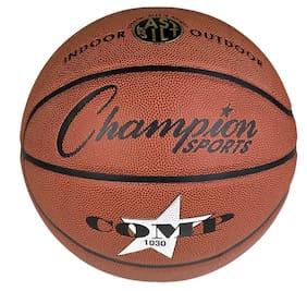 New Champion Basketball Women Intermediate Size Composite Cover High School NCAA