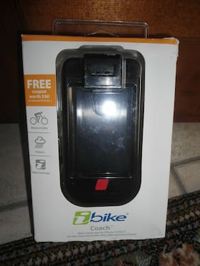 NEW iBike Coach iBike Case for iPhone 4/3GS/3 Plus 6 Months Stava Membership