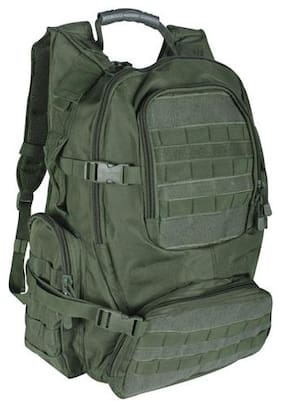NEW - Military Tactical  Field Operator's MOLLE Backpack - FOLIAGE Matches ACU