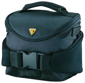 New Topeak Compact Handlebar Bag/Fanny Pack with Fixer 8 Black