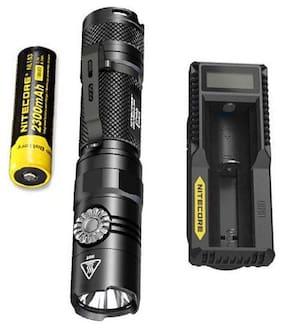NITECORE EC22 -1000 Lumens LED Flashlight w/NL183 Battery + UM10 Charger