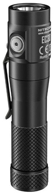 Nitecore EC30 Explorer Series Ultra Compact Cree XHP35 HD LED Flashlight -1800lm