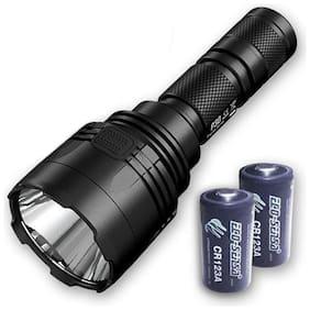 NEW  P30 XP-L HI V3 LED Flashlight -1000Lm w/ a 5000mAh 21500 Rechargeable Batt