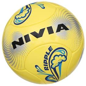 Nivia 270 Ripple Beach Football Football-Yellow