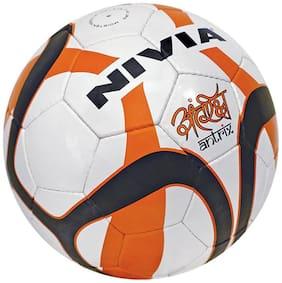 Nivia 296 Antrix Football-Multicolor