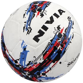 Nivia 354 Storm Football-Multicolor