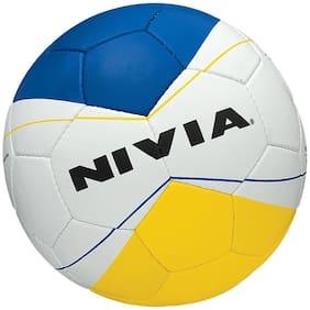 Nivia 471 Pu - 5000 Volleyball-Multicolor