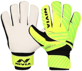 Nivia Multi Medium Football Goal keeping glove