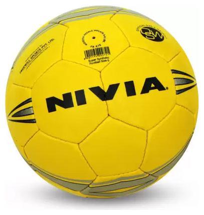 NIVIA FB 272 SUPER SYNTHETIC FOOTBALL  SIZE 5