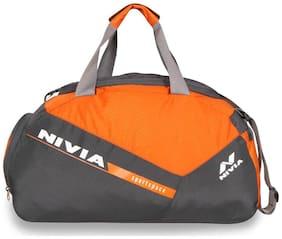 Nivia Polyster Fitness bag - M