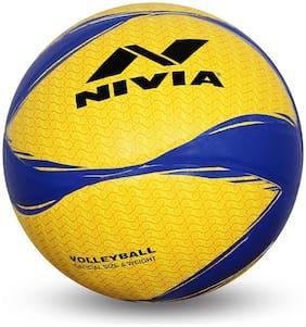nivia twirl volly ball size 4