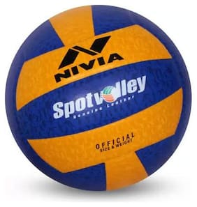 NIVIA VB-492 SPOTVALLEY VOLLEYBALL (SIZE-4)
