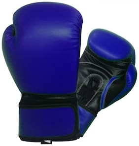 OMS Left hand glove & Right hand glove - Assorted & Blue , Set of 2