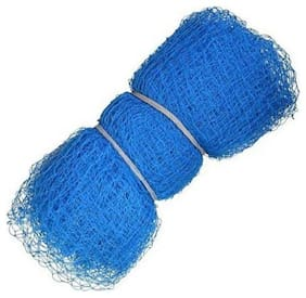oms Special Quality Nylon Twisted (size 50x10) Cricket Net Cricket Net Blue