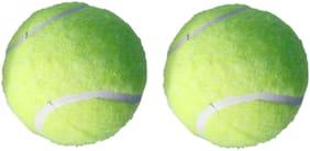 P.D Sports & Fitness Tennis Balls (Pack of 2)