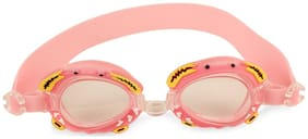 Passion Petals Goggles for children Anti fog swimming glasses kids diving surfing goggles boy;girl optical reduce glare eye wear