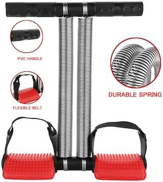 Pickadda Double Spring Tummy Trimmer Abdomen Leg Exerciser for Home Exercise ( Unisex )