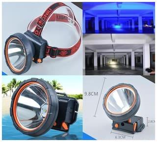 Power LED Torch Light Headlight Head Lamp F Hunting Camping Fishing Camping 50W