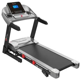 PowerMax Fitness TAM-225 AC Motorized Treadmill with MP3 & iPad Holder