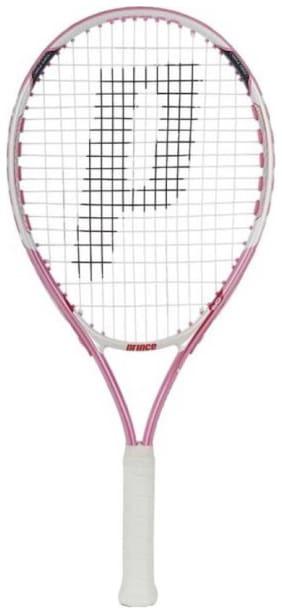 Prince AirO Pink Team 25 Strung Junior Girls Tennis Racket - 7T19Q205