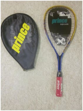 Prince Extender 23 Jr. Youth Squash Racquet Strung with Cover