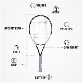 Prince Force TI Tennis Racquet - 7T27S295