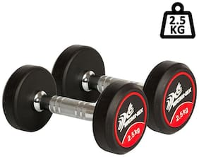 PRO SERIES DUMBBELLS - 2.5Kg (Pair)