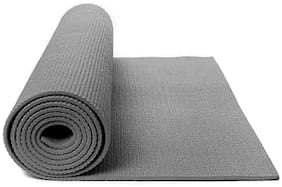 "Prokyde Alpha Lite Anti Skid Yoga Mat (69"" X 24"", 4mm) - Grey"