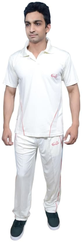 Prokyde Beta Relax Cricket Set 102 Solid Men's Track suit
