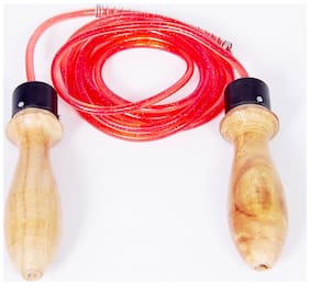 Prokyde Shoot Skipping Rope (Red)