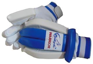 Prokyde Warrior Batting Glove-White (Size-M)