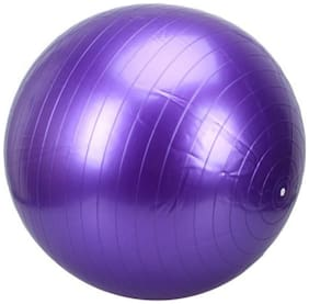 Prokyde Gym Ball-65 Cm (Purple)