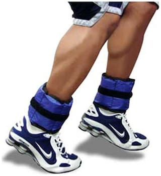 Protoner 1 kg Ankle Wrist Weight-Black And Blue