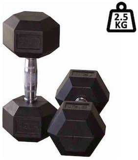 Protoner 2.5 kg Hex Dumbell