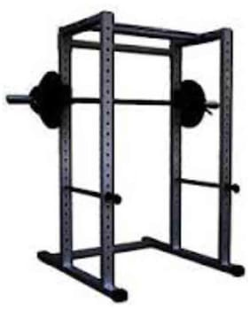 Protoner Power Squat Rack Cage With 200 Kg Capacity
