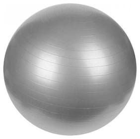 Push2fit Gym Ball 75 cm Gym Ball  (With Pump)