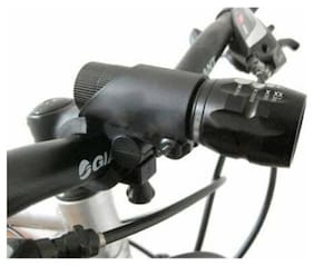 Q5 Led 240 Lumens Bike Bicycle Head Bright Light Torch Flashlight +Bicyle Mount