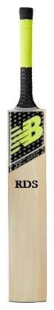 RDS NB High Power English Willow Cricket Bat Size 5