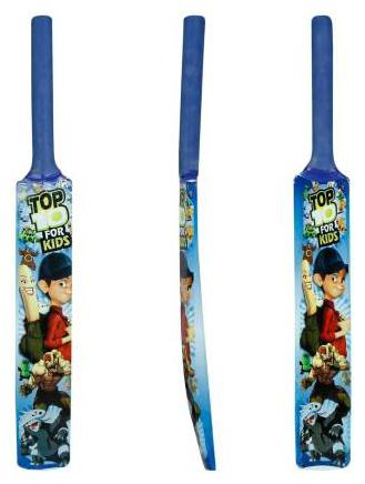 RDS Size 3 Printed Poplar Willow Cricket Bat For Kids