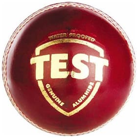 RDS TEST Cricket Leather Ball