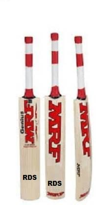 RDS Virat Kholli Signature Poplar Willow Cricket Bat