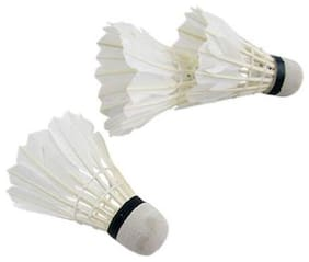 RDS Feather Shuttlecocks - Set of 3