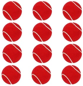 RKP Red Tennis Ball (Pack of 12)