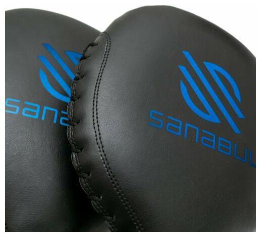 Pair Sanabul Essential Boxing MMA Punching Paddles